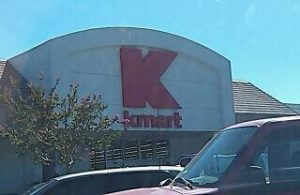Kmart in Grass Valley, CA is not happy about the National Weather Service/Wal-Mart collusion.