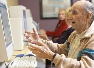 Area Senior Can't Stop Computer From Printing