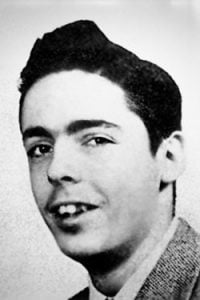 Last Known Picture of Pynchon from 1953
