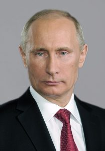 Russian President Vladimir Putin considers moving select government operations to the United States