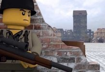 "upcoming Warner Brothers feature film ""Lego Sniper"""