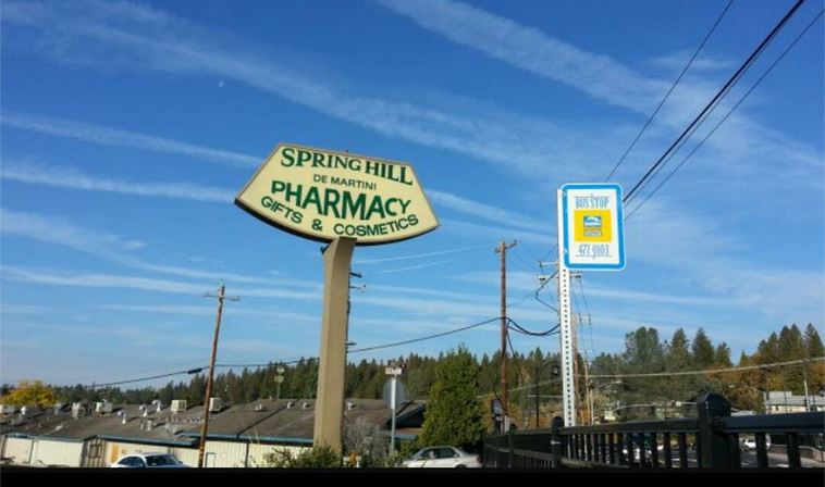 Its ability to create compound prescriptions was a key factor in Spring Hill's participation in chemtrail operations.