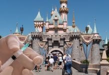 Disneyland and Monsanto are teaming up for free vaccinations for most park visitors