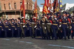 "Grass Valley City Council will propose ""Soviet Appreciation Day"" military-style parades soon."