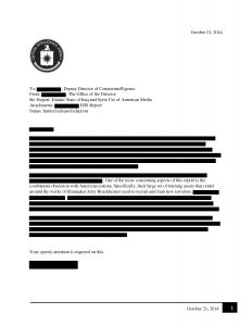 The redacted memo obtainted by Gish Gallop. (Click for full size.)