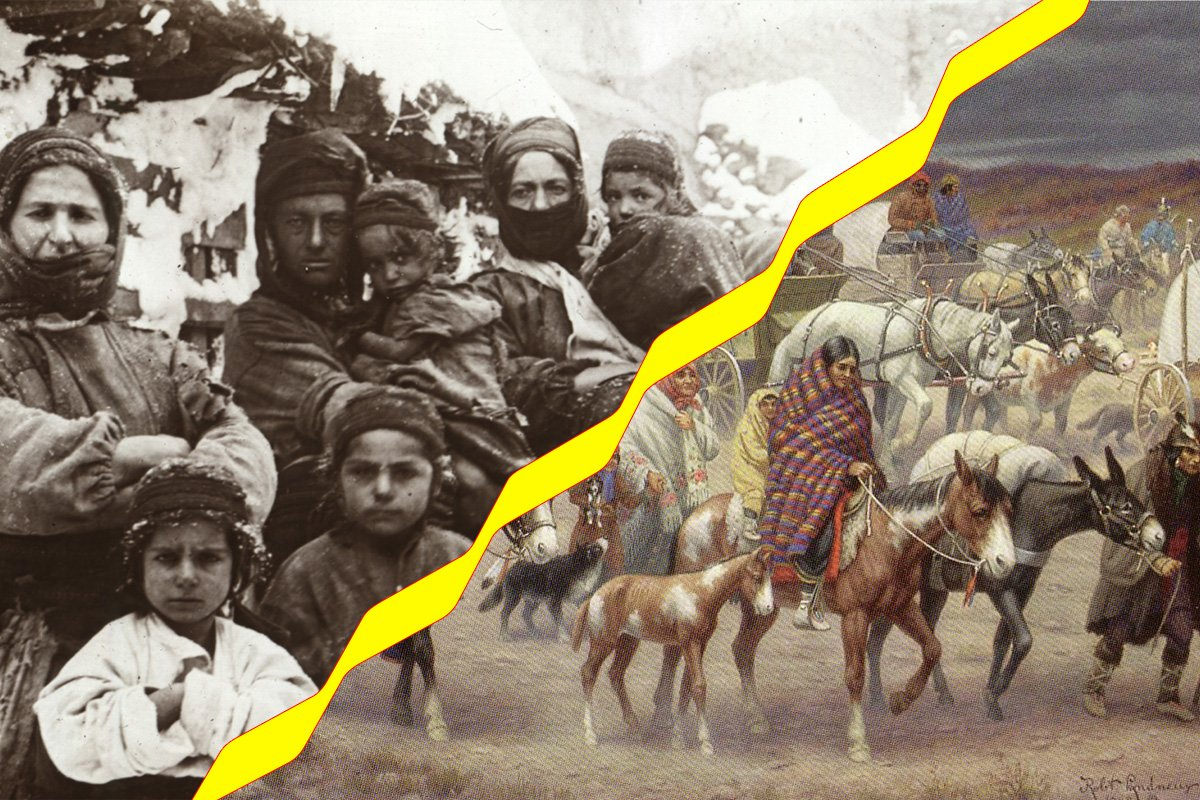 Turkish Government Calls on Trump to Declare Trail of Tears