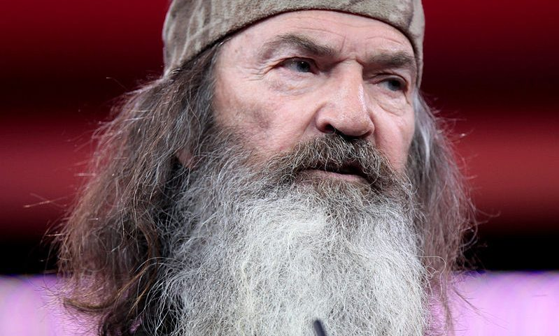 According to the NSA, Phil Robertson is not a threat to national security.