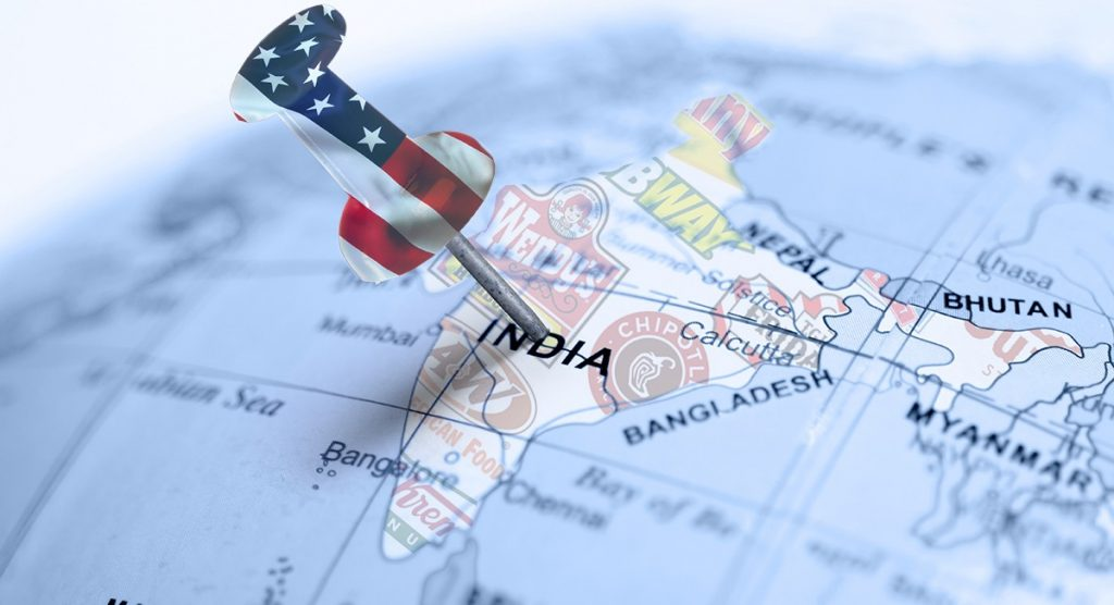 United States plans an mutual invasion of India.