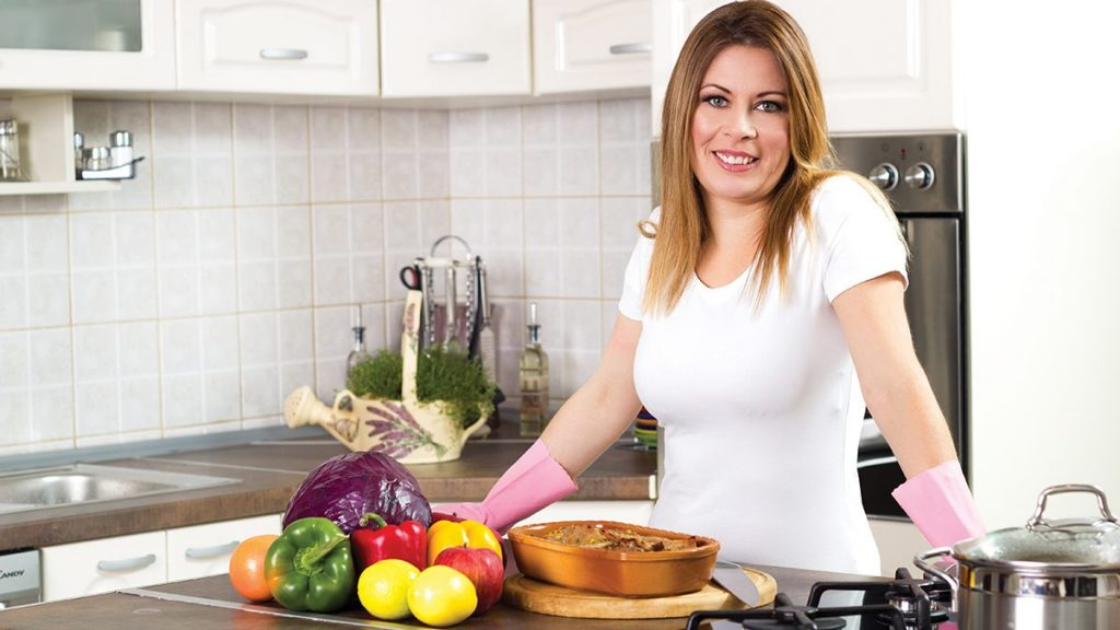 Joy Rasmussen Aguinaldo is Earth's only life event cookbook writer.