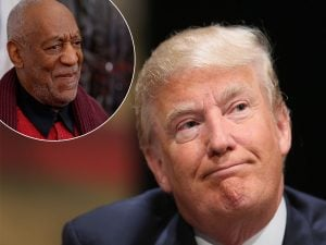 Bill Cosby has even more name recognition than the Trumpster