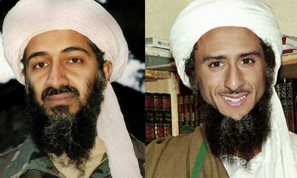 Osama/Colin, the resemblance is uncanny.