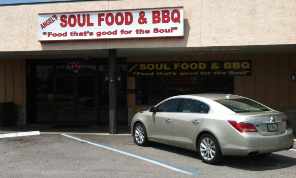 Angel's Soul Food Kitchen lasted 24 hours in Penn Valley, CA.