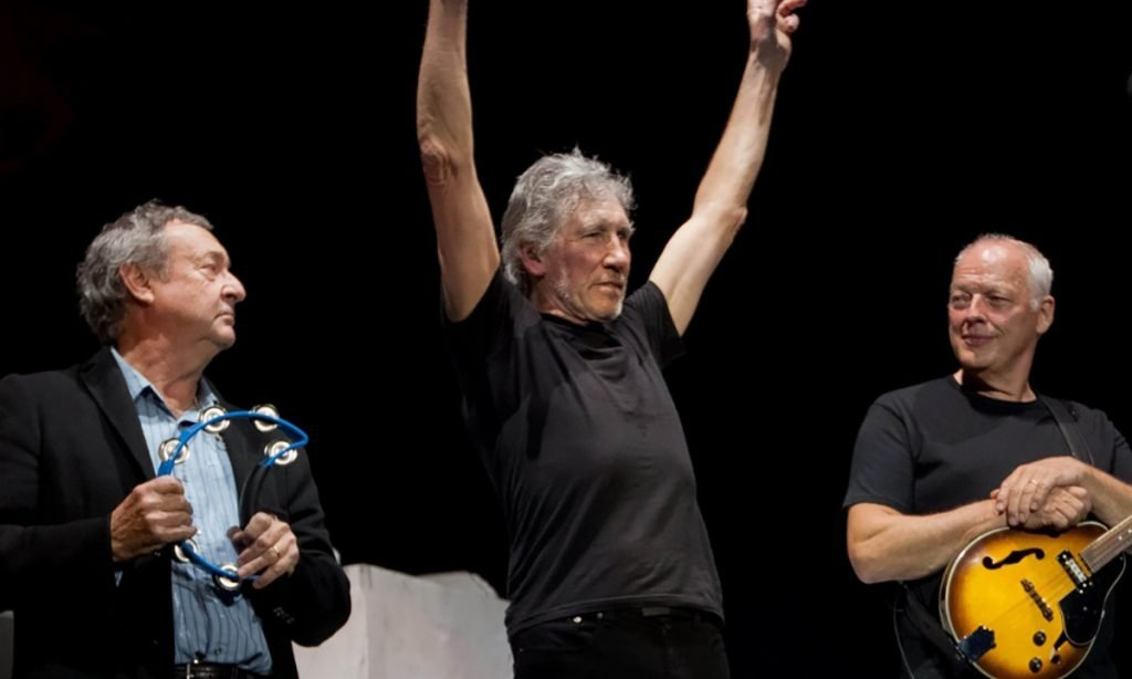 The surviving members of Pink Floyd will not be playing Pink Floyd songs on tour.