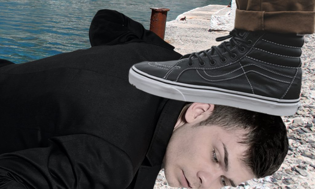 Van's Boot on the Head Marketing Campaign failed to connect with angry shoppers.