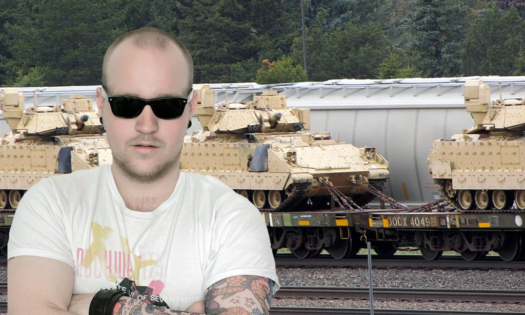 Jason Dant of Penn Valley, CA claims he single-handedly stopped Jade Helm.