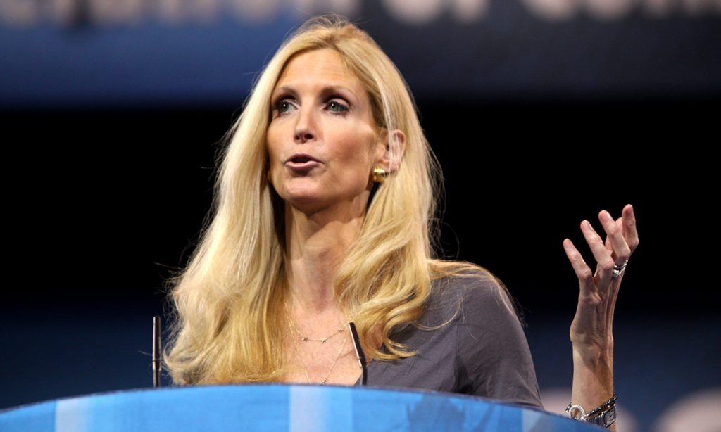 6. Ann Coulter