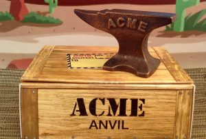 The Famous Acme Anvil