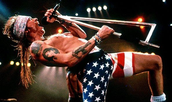 Axl will be the Poison Frontman
