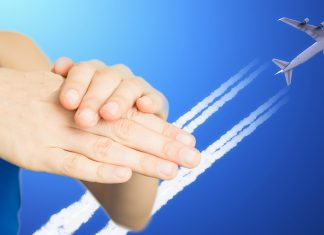 A new Study finds that chemtrails might be good for your complexion.