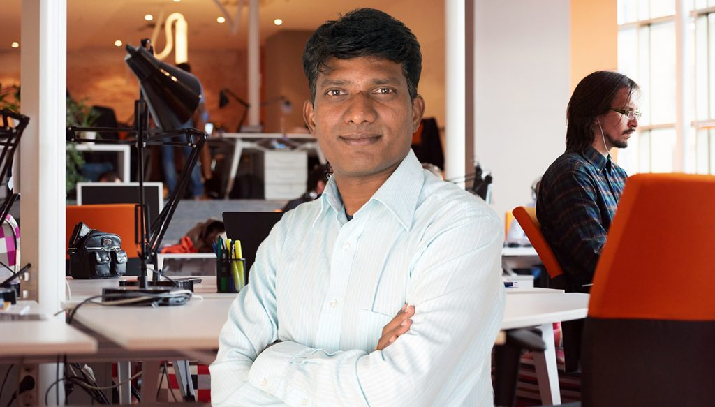 Pajas Balasubramanian has a plan to find out who is snoring on company calls.
