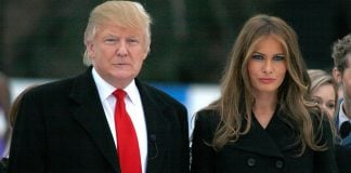 Donald and Melania Trump are divorcing.