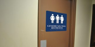 Sierra College in Grass Valley now has gender-neutral restrooms.