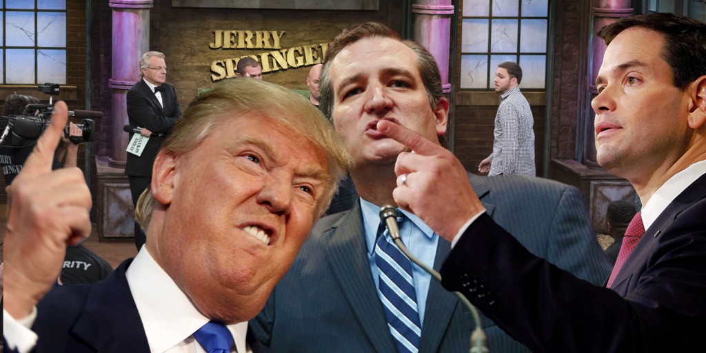 Jerry Springer GOP