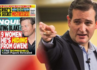 Ted Cruz is under fire for marriage infidelity.