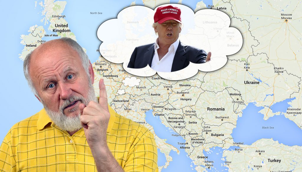 Terry Adkinson isn't sure where Brussels is, but he knows Donald Trump will fix whatever is wrong with it.