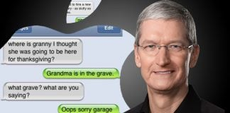 Apple, Inc. CEO Tim Cook apologized for auto-correct this past week.