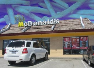 Grass Valley McDonald's will start offering an all-you-can-eat french fry bar starting in late April.