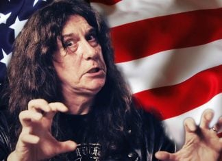 Heavy Metal rock innovator and bad-ass John Gallagher is running for President.