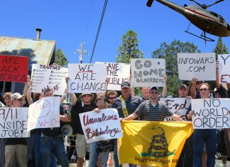 A new report says Sierra City is not prepared for the influx of Alex Jones protesters. The Sierra County Sheriff begs to differ.