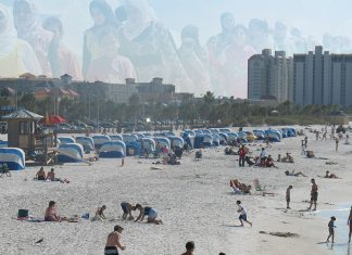 The Obama Administration is bringing 10,000 Syrian refugees to Clearwater, Florida.