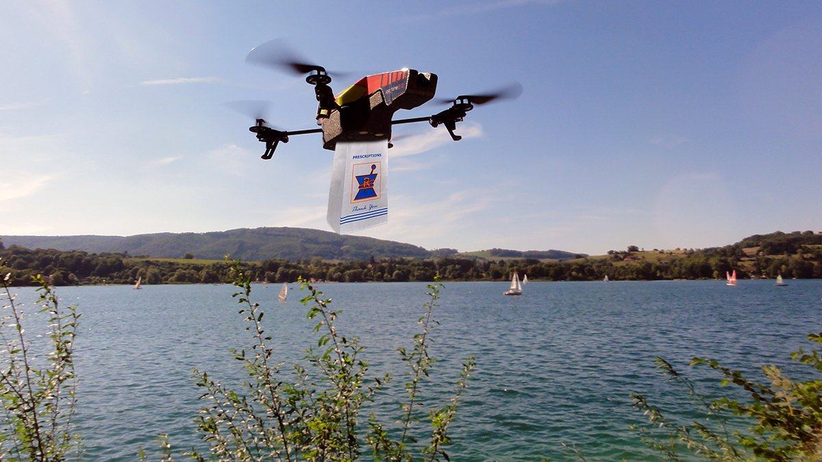 A Silicon Valley start-up CloudMed will deliver the controversial Morning After Abortion pill via drone.