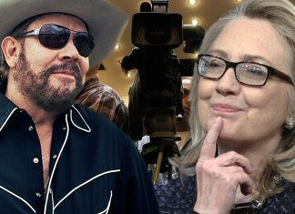 In a surprising development, country music star Hank Williams, Jr. has endorsed Hillary Clinton.