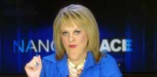 It's unclear if Nancy Grace's new look will help her convict people in the court of public onion.