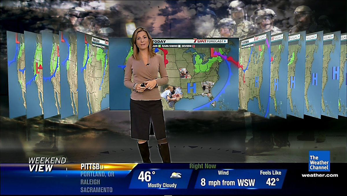 The Weather Channel plans on including an innovative mass shooting forecast.