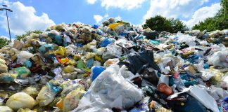 Garbage will be piling up during the Republican Convention in Cleveland, OH.