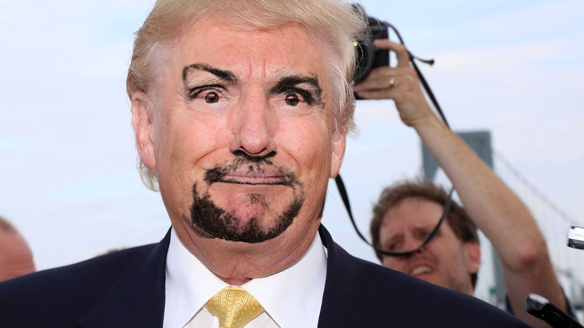 Donald Trump says that Charles Manson predicted it correctly.