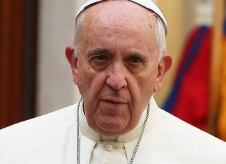 Pope to ISIS: bring it on.