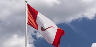 Canadian Nationalist activists want the maple leaf replaced with a gravy ladle.