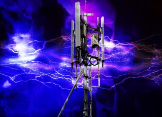 Joe Aguinaldo was electrocuted by lightening bolts emanating from a Grass Valley cell tower.