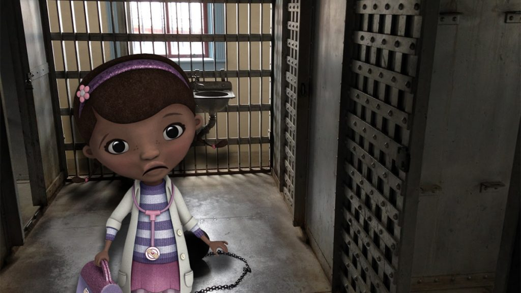 The popular childhood doctor Doc McStuffins is being sued for medical malpractice.
