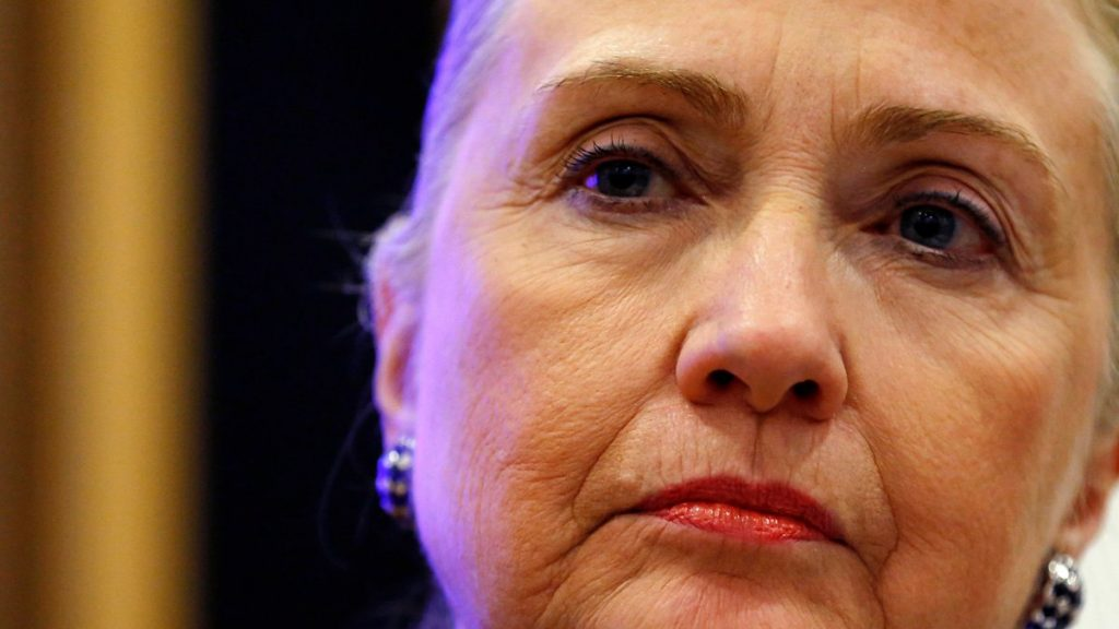 Do these new citations spell doom for Hillary Clinton's presidential hopes?