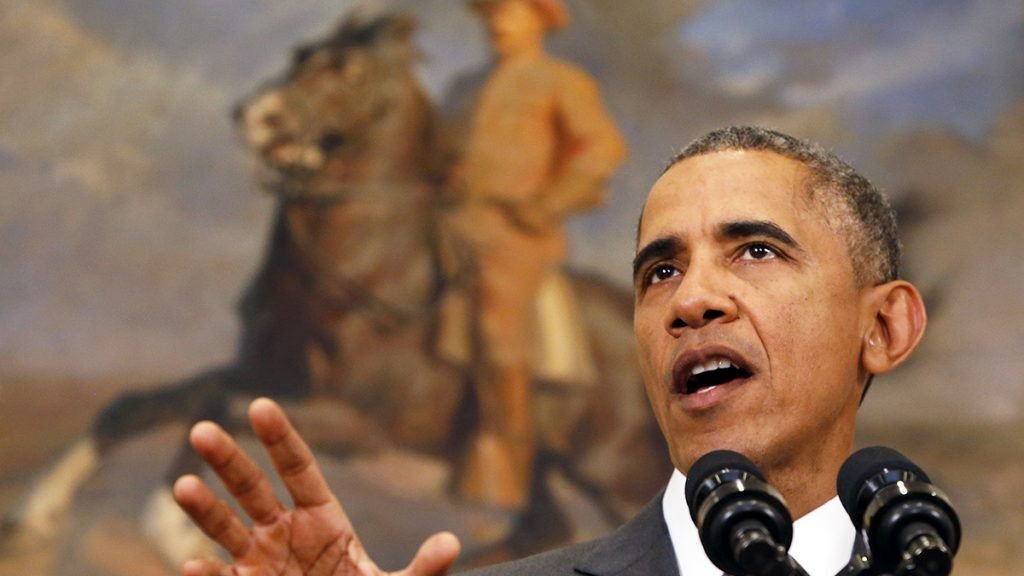 """During a press conference today, President Obama referred to Sharia Law as """"not so bad."""""""