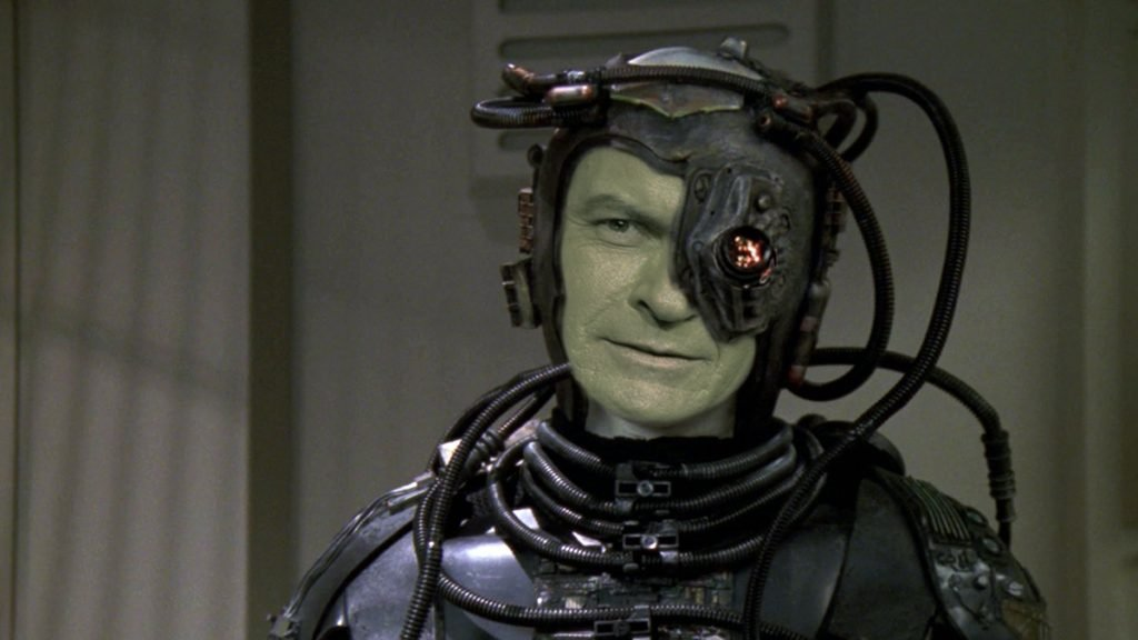 TV Legends: How Did a Writers Strike Change the Borg Forever?