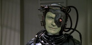 1 hour after being assimilated by the Borg, the entire collective exploded into oblivion, Federation officials told Gish Gallop.