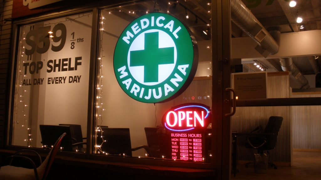 The residents of Nevada City overwhelmingly approved an ordinance allowing neighboring city Grass Valley to open a marijuana dispensary.