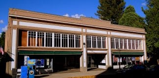 The new home of the Nisenan Rancheria Casio located in downtown Nevada City.